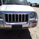 03 JEEP LIBERTY FRONT BUMPER BRUSH GUARD