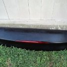 06 GMC ENVOY ISUZU ASCENDER  EXTENDED REAR SPOILER W/ 3RD BRAKE LIGHT  BLACK