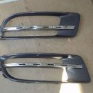 07-09 MAZDA CX-9 FRONT BUMPER LEFT AND RIGHT  FOG LIGHTS GRILLES