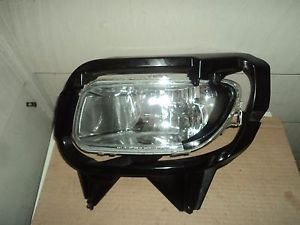07 MAZDA CX-9 DRIVER LEFT SIDE FRONT BUMPER FOG LIGHT WITH BRACKET
