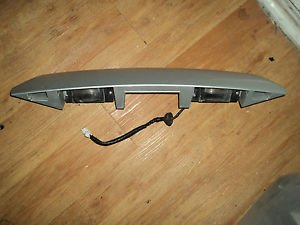 MITSUBISHI ENDEAVOR REAR BACK DOOR TRUNK LICENSE PLATE MOULDING OUTSIDE  HANDLE