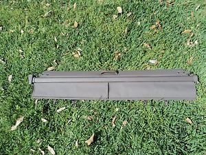 TOYOTA 4RUNNER REAR CARGO SHADE COVER RETRACTABLE  COVER  BROWN 97-02 OEM