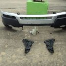 04 VOLVO XC90 XC 90 FRONT BUMPER COVER SILVER OEM 03 04 05 06