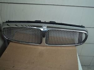 Jaguar  X Type MESH GRILLE  02 03 04 05 06 07 08   OEM #1X43-5510-AB