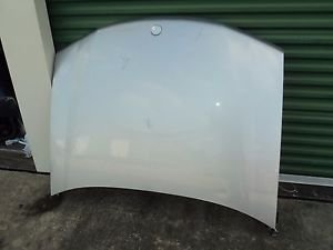 SAAB 97X 9-7X HOOD WITH HINGES SILVER