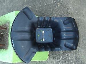 Mitsubishi Montero XLS Limited Rear Tire Holder Inner Cover Black