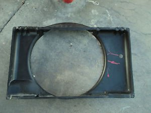 95 LAND ROVER RANGE ROVER CLASSIC COUNTRY RADIATOR COOLING FAN SHROUD