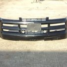 2002-2004 Isuzu Axiom Front Bumper Cover With LH & RH Fog Lights Black OEM