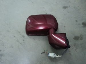 05 MITSUBISHI ENDEAVOR PASSAGER RIGHT AUTO DOOR MIRROR HEATED