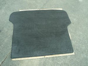 01-07 Volvo Carpet Trunk Mat Fits V70 & XC70 Charcoal Grey OEM