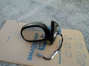 01  LINCOLN NAVIGATOR DRIVER LEFT  SIDE DOOR MIRROR HEATED WITH TURN SIGNAL OEM