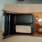 2000 GS300 GS400 CENTER CONSOLE TRIM BEZEL WOOD GRAIN CUP HOLDER ASH TRAY SHIFT