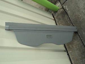 04 05 06 07 08 09 10 Volkswagen Touareg Rear Cargo Cover Shade   Grey OEM