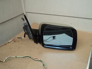 2000 BMW X5 PASSENGER RIGHT  DOOR MIRROR VIEW MIRROR 8 WIRES