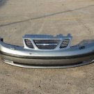 03 SAAB 9-5 FRONT BUMPER COVER W/ABSORBER LH/RH  FOG LIGHT HEADLIGHT BRACKETS
