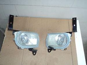 VOLVO V70 V70XC LEFT AND RIGHT  FOG LIGHTS OEM 98-2000 8620252LH 8620259RH