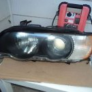 2001 BMW X5 Xenon HID Driver Left Side  Head Light Lamp OEM