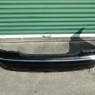 2000-2006 MERCEDES BENZ W215 CL500 CL600 2DR COUPE  REAR BUMPER COVER BLACK LOEM