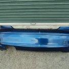 02-05 MERCEDES BENZ C230 2DR COUPE LIGHT  BLUE REAR BUMPER W/REINFORCEMENT OEM