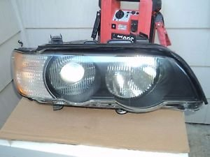 2001 BMW X5 Xenon HID Passenger Right  Head Light Lamp OEM