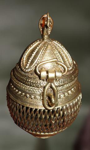 The Round Jewellery Box