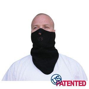 Neodanna® Mask, Fleece W/ Windbreaker Liner, Black