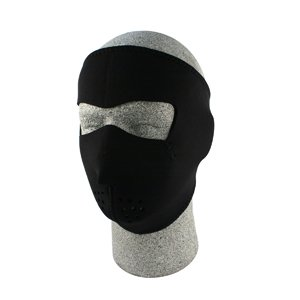Full Mask, Neoprene, Black