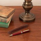 """Genuine Rosewood Executive Pen From The """"hanover Collection"""" By Alex Navarre™"""
