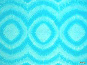 Tri Dye Sarong Turquoise