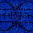 Tattoo Sarong Royal Blue