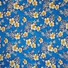 Hibiscus Sarong Light Blue Hi-48