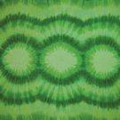 Tie Dye Sarong Tri Dye 4 Greens