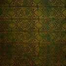 Abstract Tribal Sarong Greenish