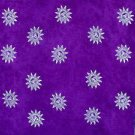 Sun Celestial Sarong Purple White