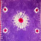 Tie Dye Sarong Purple - Pink