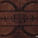 Tattoo Sarong Brown