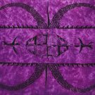 Tattoo Sarong Royal Purple