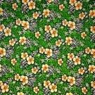 Hibiscus Sarong Lime Green / Green - Hi-29