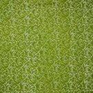 Spring Leaves Sarong Light Green / White