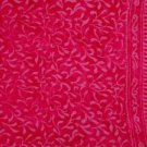 Floral Sarong Hot Pink