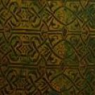 Abstract Tribal Half Sarong Greenish