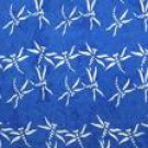 Dragonfly Half Sarong/mini Sarong Light Blue
