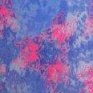 Butterfly Half Sarong Light Blue / Pink