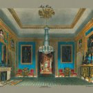 Ante Room - Carlton House 16x24 Giclee Fine Art Print Framed In Gold (20x30 Finished)