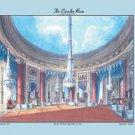 Circular Room - Carlton House - 16x24 Giclee Fine Art Print