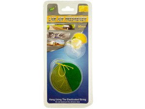 Lemon Lime Car Air Freshener (case Of 144)