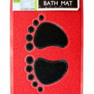 Footprints Massaging Bath Mat (case Of 30)