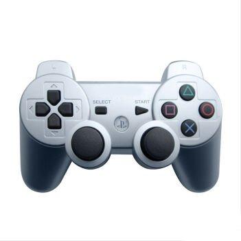 PlayStation 3 Dualshock 3 Wireless Controller - Silver
