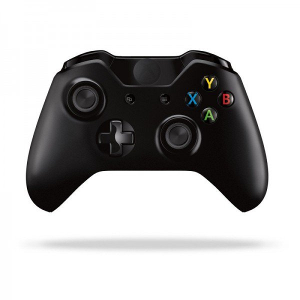 Wireless Controller Game pad for Microsoft Xbox One Black