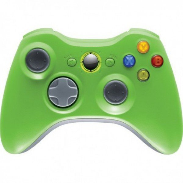 Wireless Controller for Windows & Xbox 360 Console - Green